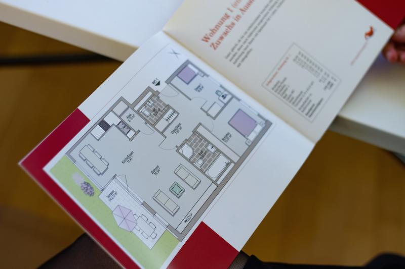 Exposé- und Layout-Gestaltung